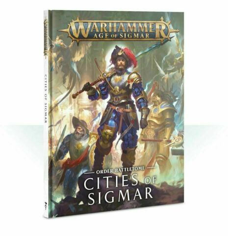 (86-01) Battletome: Cities of Sigmar
