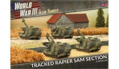 TBBX07 Tracked Rapier SAM Section