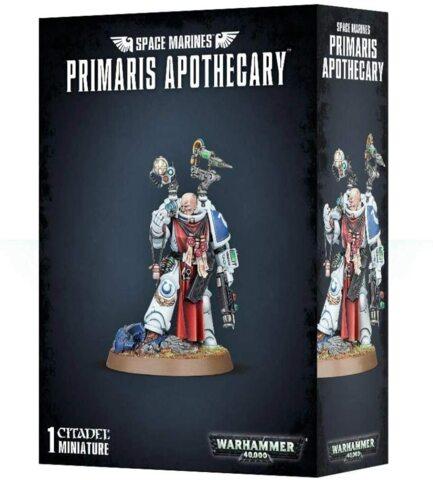(48-60) Primaris Apothecary