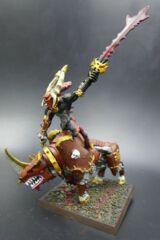 (97-60) Herald of Khorne on Juggernaut