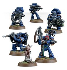 (48-15) Space Marine Devastator Squad