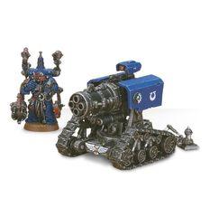 (48-44) Space Marine Thunderfire Cannon