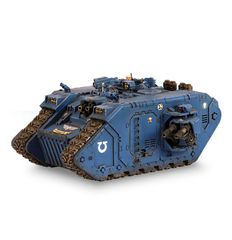 (48-14) Space Marine Land Raider
