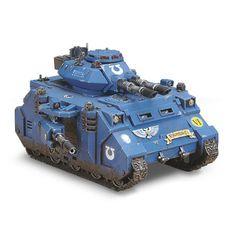 (48-23) Space Marine Predator