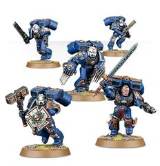 (48-18) Space Marine Vanguard Veteran Squad