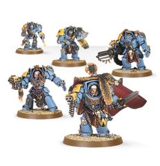 (53-07) Space Wolves Wolf Guard Terminators