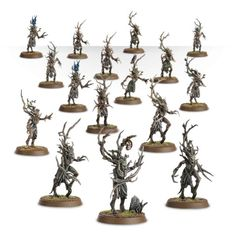 (92-06) Wood Elf Dryads