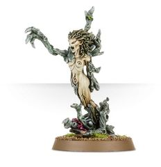 Wood Elf Drycha, Branchwraith