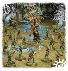 (70-92) Start Collecting Sylvaneth