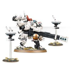 (56-15)Tau XV88 Broadside Battlesuit