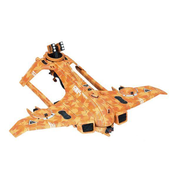 (56-12) Sun Shark Bomber