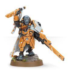 (56-16) Tau Empire Cadre Fireblade