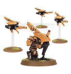 (56-40) Tau Sniper Drone Team