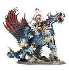(96-23) Lord-Celestant on Stardrake