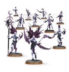 (97-09) Chaos Daemons Daemonettes of Slaanesh