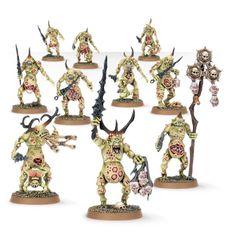 (97-10) Plaguebearers of Nurgle