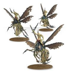 (97-21) Plague Drones of Nurgle