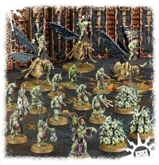 (70-98) Start Collecting Daemons of Nurgle