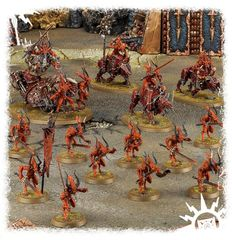 (70-97) Start Collecting Daemons of Khorne