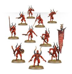 (97-08) Bloodletters of Khorne