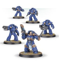 Horus Heresy Tartaros Terminators