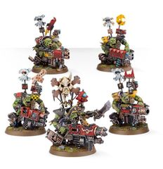 (50-24) Ork Flash Gitz