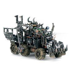(50-09) Ork Trukk