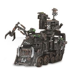 (50-20) Ork Battlewagon
