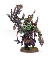 (50-25) Ork Painboy