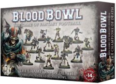 (200-62) The Champions of Death - Shambling Undead Blood Bowl Team