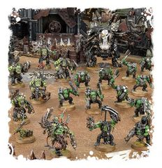 (70-50) Orks Start Collecting