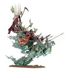 (91-09) Vampire Counts Coven Throne / Mortis Engine