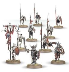 (91-06) Vampire Counts Skeleton Warriors
