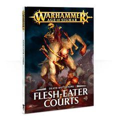 Flesh-Eater Courts Battletome