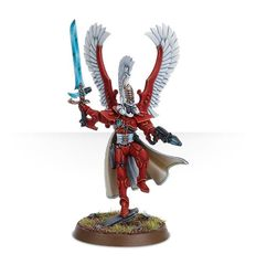 (46-20) Eldar Autarch with Power Weapon