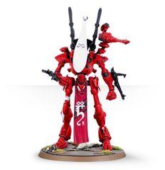(46-17) Eldar Wraithlord