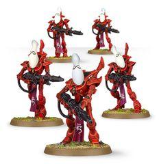 (46-13) Eldar Wraithguard/Wraithblades