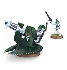 (46-12) Eldar Support Weapon Team