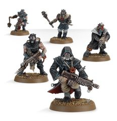 (35-34) Chaos Cultists