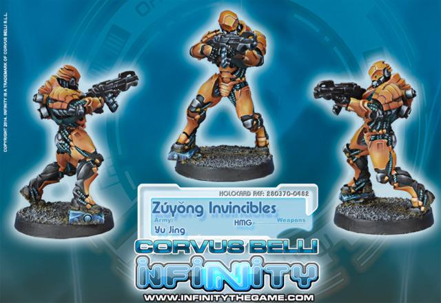 (280370) Zuyong Invincibles, Terra-cotta Soldiers (1)