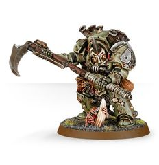 (43-66) Typhus Herald of Nurgle OUT OF PRINT