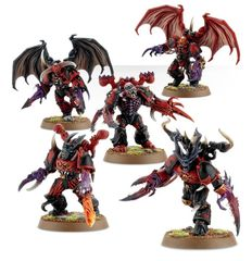 (43-27) Possessed Chaos Space Marines
