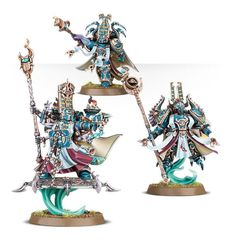 (43-39) Thousand Sons Exalted Sorcerers