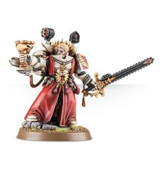(41-14) Blood Angels Sanguinary Priest
