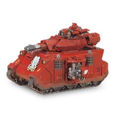 (41-09) Blood Angels Baal Predator