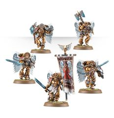 (41-08) Blood Angels Sanguinary Guard