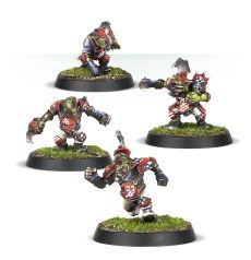 (200-28) Blood Bowl Goblins