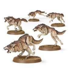 (53-10) Space Wolves Fenrisian Wolf Pack