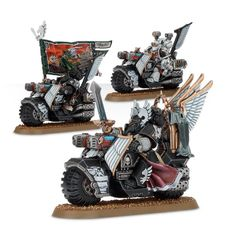 (44-11) Ravenwing Command Squad