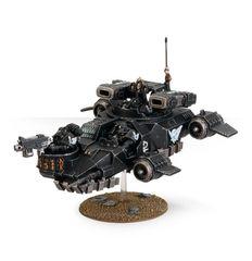 (44-08) Land Speeder Vengeance